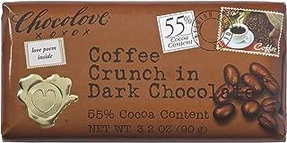 Chocolove - Dark Chocolate Bar Coffee Crunch - 3.2 oz.