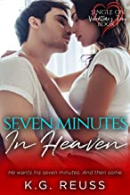 Seven Minutes in Heaven: A Second Chance Romance (Single on Valentine's Day Book 1)