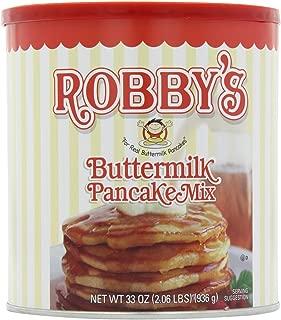 Robby's Buttermilk Pancake Mix