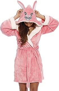 bunny bathrobe for adults