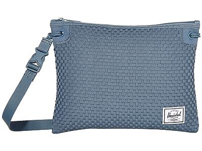 Herschel Supply Co. Alder (Blue Mirage) Handbags