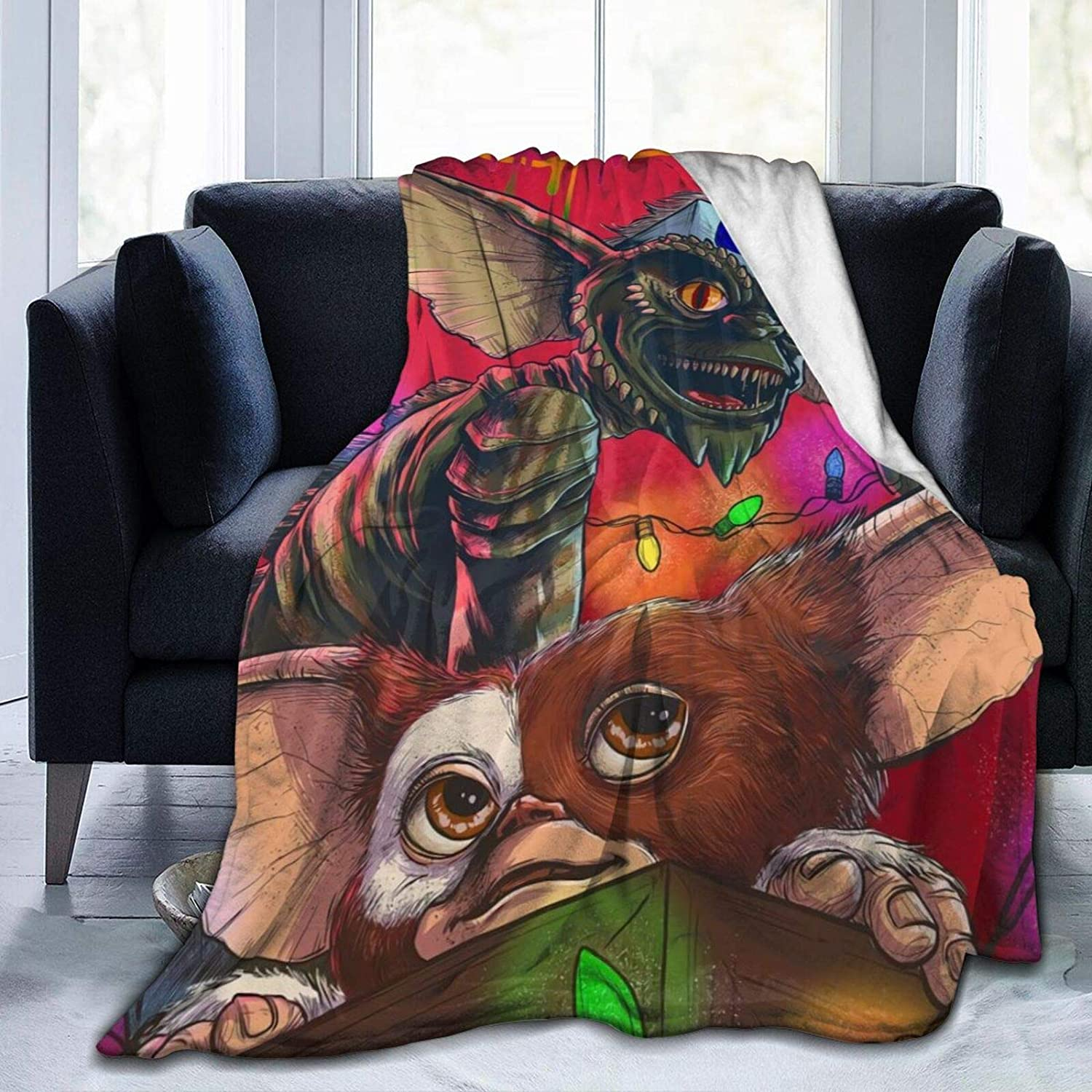 Gremlins Luxury Blanket Sofa Soft New Shipping Free for Blankets Flannel B Wholesale