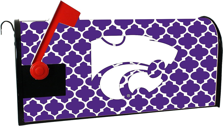 Kansas State Ranking TOP15 Max 78% OFF Wildcats Mailbox Cover-Kansas University Magn
