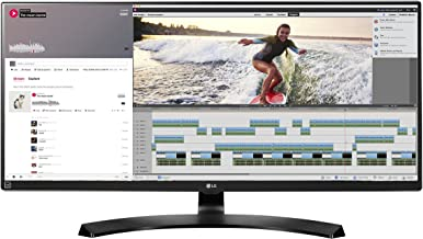 LG Electronics 34UM88-P 34-Inch 21:9 UltraWide Screen LED-Lit Monitor