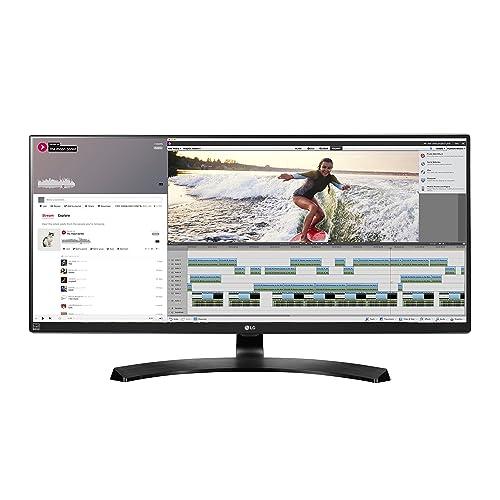 LG Electronics 34UM88-P 34-Inch 21:9 UltraWide Screen LED-Lit Monitor