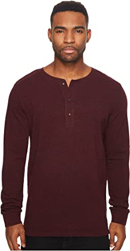 Scotch & Soda - Long Sleeve Grandad Tee