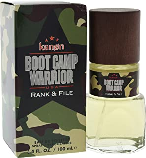 Kanon Boot Camp Warrior Rank and File for Men, 100 ml - EDT Spray