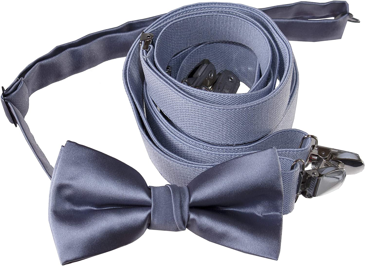 Bow Tie Denver Mall and Suspender Set Kids in Men's Ranking TOP10 Sizes Combo