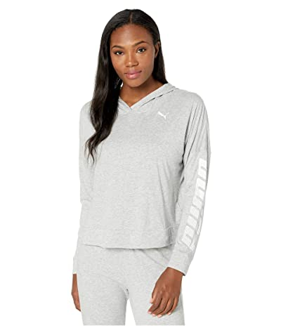 PUMA Modern Sport Cover-Up (Light Grey Heather) Women