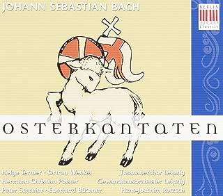 Bach: Easter Cantatas: Christ Lag in Todesbanden, BWV 4 / Ein Herz, Das Seinen Jesum, BWV 134 / Der Himmel Lacht, BWV 31