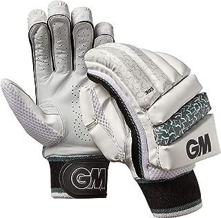 GM Premium 303 Cricket batting gloves - 2019 Edition (Right Handed , Men's Size)