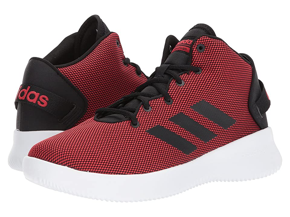 adidas Cloudfoam Refresh Mid (Scarlet/Core Black/Footwear White) Men