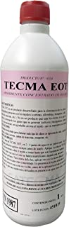 Eliminador de olores concentrado para tapicerías TECMA EOT