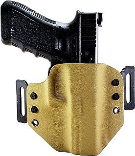 Tru-Fit Tactical OWB Kydex Gun Holster (TAN)