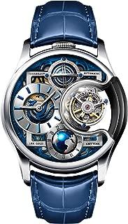 Stellar Series Imperial Tourbillon Watch Silver
