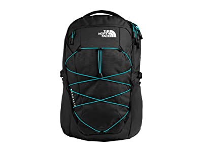 The North Face Himalayan Bottle Source Borealis (TNF Black/Transantarctic Blue) Backpack Bags