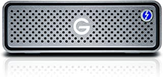 G-Technology 0G10290 7.68TB G-DRIVE Pro SSD Professional Grade Desktop Solid State Drive with Thunderbolt 3 7.68TB 0G10290