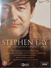 Stephen Fry The Definitive Collection