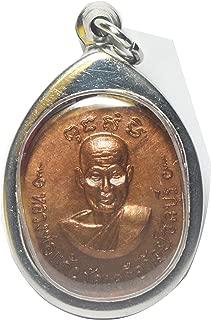 Thai Amulets Gift Phra Pidta Lord Buddha Lp Kaew Thai Lucky Gamble Amulet Rich Money Power Pendant