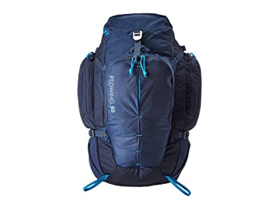 Kelty Redwing 50 (Twilight Blue) Backpack Bags
