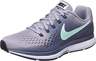 d76159d3876f Nike Air Zoom Pegasus 34 Sz 10 Womens Running Provence Purple Igloo-Light  Carbon