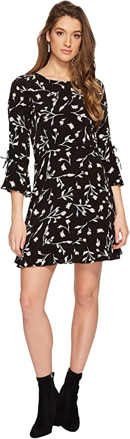 Lucky Brand - Bell Sleeve Dress