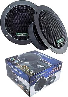 """2X Sealed Back 4"""" 600W Mid Range Car Audio Speaker XPS-104 photo"""
