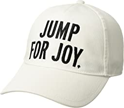 Kate Spade New York - Jump For Joy Baseball Cap