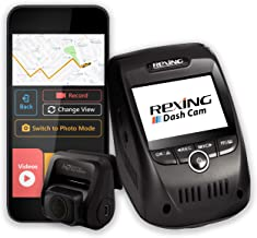 Rexing V1P Pro Dual 1080p Full HD Front and Rear 170...