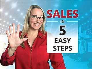 Sales in 5 Easy Steps!