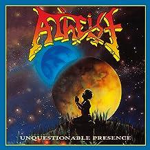 Unquestionable Presence (Ltd. transparent Blue & Black...