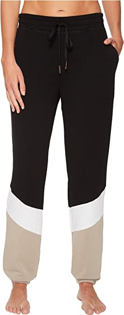 Beyond Yoga - Living Easy Chevron Sweatpants