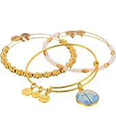 Alex and Ani - Shiny Shore Bracelet Set of 3