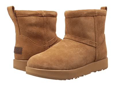 UGG Classic Mini Waterproof (Chestnut) Women