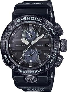 [カシオ] 腕時計 ジーショック Bluetooth 搭載 電波ソーラー カーボンコアガード構造 GWR-B1000-1AJF メンズ ブラック