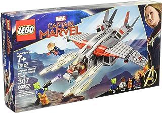 LEGO Marvel (307 elementos): Capitana Marvel: Ataque de los