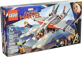 Best captain marvel lego Reviews