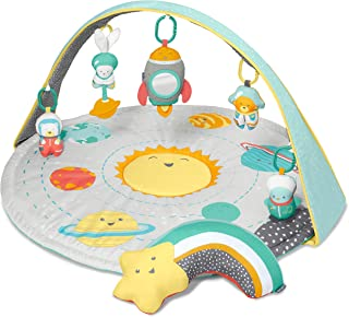 Carter's Shoot for The Moon Baby Activity Gym, Grey/Green