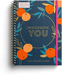 (Whole)istic You 2022 Monthly Weekly Wellness Planner