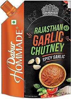 Hommade Garlic Chutney 200gm Pouch-T