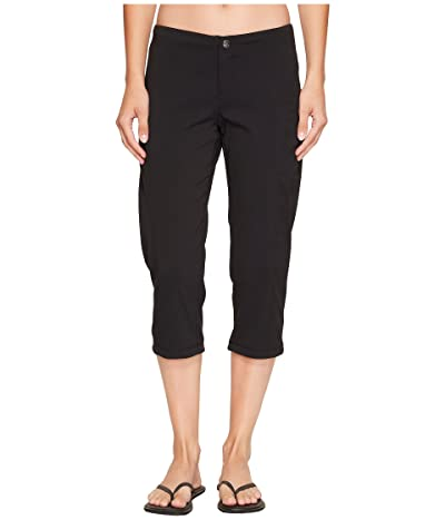 Columbia Just Right II Capri (Black) Women