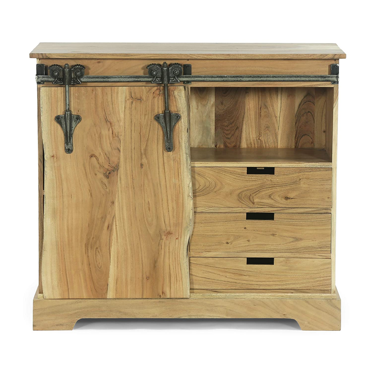 Christopher Knight Home Laymon Natural Gorgeous Super popular specialty store Sideboard