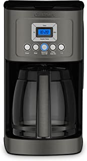 Cuisinart DCC-3200BKSP1 Perfectemp Coffee Maker, 14 Cup Progammable with Glass Carafe,..