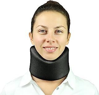 Vive Neck Brace – Foam Cervical Collar – Vertebrae Whiplash Wrap Aligns and..