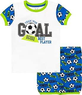 Boys' Soccer Short Pajamas