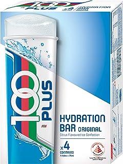 100plus Hydration tube, 4 x 75ml- Frozen