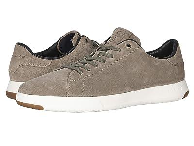 Cole Haan GrandPro Tennis Sneaker (Soft Sage Suede) Men