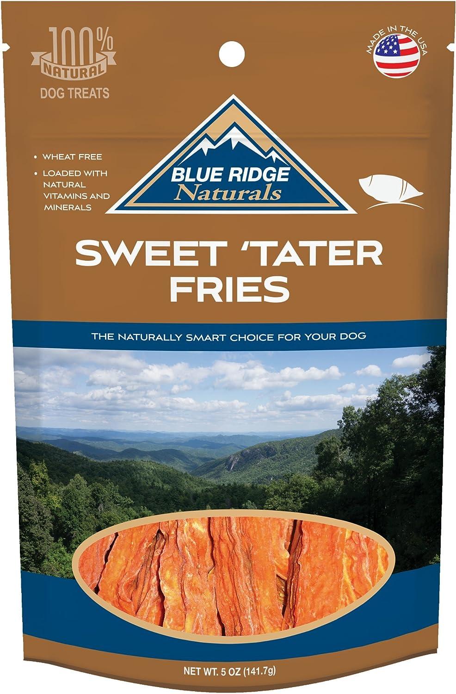 bluee Ridge Naturals Sweet Tater Fries, 5 oz., Small by bluee Ridge Naturals