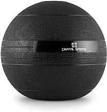 CAPITAL SPORTS Groundcracker - medicijnbal, slamball, fitnessbal, krachttraining, duurtraining, coördinatie, vulling: zan...