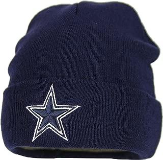 Dallas Cowboys Basic Knit Hat (Navy)